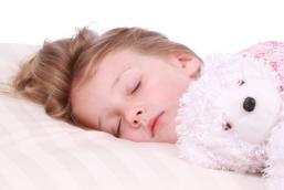 Magic of Nature - Child sleeping