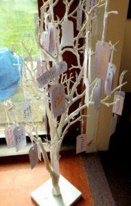 Magic of Nature - Gratitude tree