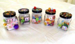 Hollydays - Memory jars